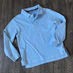 Hanna Andersson Long Sleeve Polo